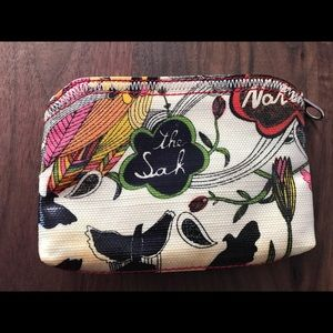 The Sak small zip pouch 'Peace'